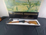 1966 BROWNING A5 SWEET 16