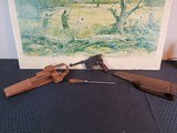 Mauser Broomhandle with Extras
