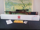 Ruger MK II .270 Left Hand with Extras