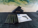 Walther PPK/S 9mm