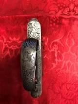 PERAZZI FULLY ENGRAVED ADJUSTABLE BOTTOM FIRST LEAF SPRING TRIGGER GROUP - PRE OWNED - 2 of 6