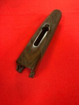 PERAZZI HIGH TECH BEAVERTAIL FOREND TYPE 4 12 GAUGE FRAME 28 GAUGE CHANNEL WOOD ONLY - NEW