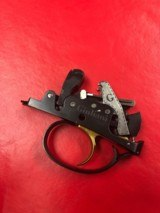 PREFITTED GIULIANI DOUBLE RELEASE LEAF SPRING TRIGGER GROUP - NEW - 4 of 5