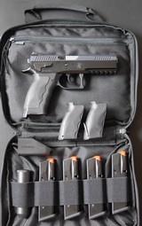 Sphinx SPD Pistol