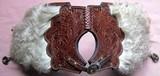 Angora Pommel Bags, John Clark, Maker - 4 of 14