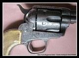 Nimschke Engraved Colt SAA, Circa in 1882 - 3 of 11