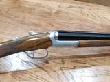 Beretta 486 Parallelo 28ga SxS Double Barrel