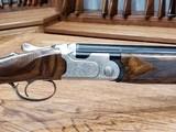 Beretta 695 Over Under Shotgun 20 Ga