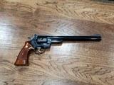 Smith & Wesson Model 29-3 Revolver 44 Mag 10-5/8 in Bbl