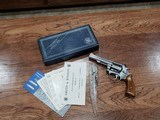 Smith & Wesson Model 63 No Dash Pinned Revolver 22 LR Stainless Steel