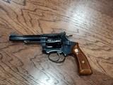 Smith & Wesson Model 34-1 Revolver 22 LR