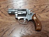 Smith & Wesson Model 60 (No Dash) Stainless Steel Revolver 38 S&W Spl