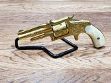 Marlin 38 Standard 1878 Revolver Factory Engraved 24kt Gold-Plated - Ultra Rare *REDUCED* - 19 of 21