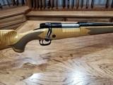 Winchester Model 70 Super Grade Maple 264 Win Mag