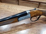 Rizzini BR550 Round Body Side-by-Side 410 Ga SxS Double Barrel - 9 of 11