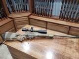 McWhorter Custom Rifle 6.5x47 Lapua w/ Swarovski X5I