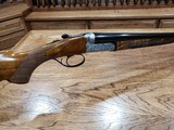 Rizzini BR 550 Round Body Side-by-Side 28 Gauge