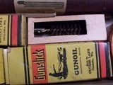 Vintage Gunslick (Outer's ) shotgun cleaning kit (with extras) - 6 of 9