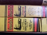 Vintage Gunslick (Outer's ) shotgun cleaning kit (with extras) - 5 of 9