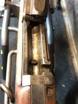 Springfield 1873 trapdoor carbine - 5 of 12