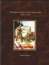 Winchester Model 54 Bolt Action Rifle 1925-1936 - 1 of 1