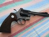 Colt Officer's Model Special .22 Caliber