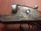 """W.C. Scott Monte Carlo B 12 gauge - 2 BARREL SET 26"""" & 28"""" Steel & Damascus - 10 of 15"""