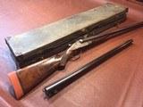 """W.C. Scott Monte Carlo B 12 gauge - 2 BARREL SET 26"""" & 28"""" Steel & Damascus - 1 of 15"""
