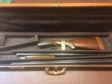 """LeFever Nitro 20 gauge - 2 BARREL SET 26"""" & 28"""" - SINGLE TRIGGER"""