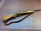 Ruger .44 mag carbine