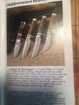 """Randall Made Model 25 S """"The Trapper"""" - 8 of 9"""