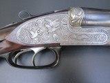 Bernhard Merkel Suhl - 126 E Sidelock Double Shotgun 16 ga. & 20 ga. - 3 of 15