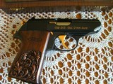 Walther PPK Collector's Package .380 - 50 Year Anniversary Limited Edition - 913 from 1000- No Import Markings - 10 of 15