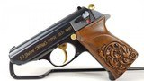 Walther PPK Collector's Package .380 - 50 Year Anniversary Limited Edition - 913 from 1000- No Import Markings - 1 of 15