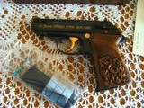 Walther PPK Collector's Package .380 - 50 Year Anniversary Limited Edition - 913 from 1000- No Import Markings - 8 of 15