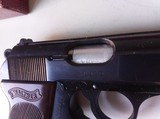 1967 Walther PPK-L Collector's Package 7.65 mm Direct Import, No Importer Markings - 4 of 12
