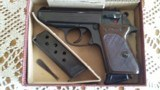 1966 Walther PPK Collector's Package 7.65 mm Direct Import, No Importer Markings - 4 of 12