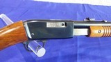 ?FN, Browning, Trombone, Slide Action, .22LRSerial 138637 in Very Good Condition - 9 of 14