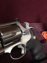 Smith and Wesson Model 629-4 Classic Satin Stainles Steel Double Action, 44 Magnum Revolver. - 6 of 10