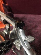 Smith and Wesson Model 629-4 Classic Satin Stainles Steel Double Action, 44 Magnum Revolver. - 3 of 10