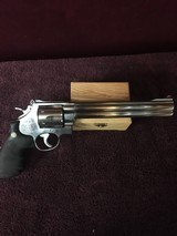 Smith and Wesson Model 629-4 Classic Satin Stainles Steel Double Action, 44 Magnum Revolver. - 9 of 10