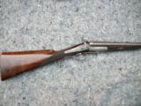 J Purdey Underlever double rifle - 1 of 4