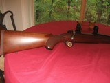 Ruger M77 Hawkeye .257 Roberts - 2 of 10