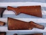 Gunsmith Old Rifle & Shotgun Stock Lot - 8 of 12