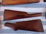 Gunsmith Old Rifle & Shotgun Stock Lot - 5 of 12