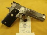 "Colt, Sts "" Gold Cup Trophy"", .45 A.C.P.,5"" bbl.,40 oz., Begin 1997. - 1 of 2"