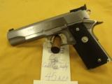 "Colt, Sts "" Gold Cup Trophy"", .45 A.C.P.,5"" bbl.,40 oz., Begin 1997. - 2 of 2"