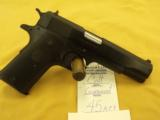 Colt,Series 80 Government,.45 A.C.P.,5