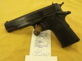 Colt,Series 80 Government,.45 A.C.P.,5