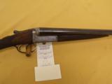 Charles Landcaster,Lwt. Boxlock Ejector,12 Ga.,30 1/4